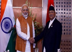 Oli-Modi talk seen as a step towards a thaw in Nepal-India relations