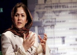 আফগান নারী অধিকারকর্মী ফওজিয়া কুফি গুলিবিদ্ধ