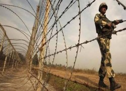 MAN GUNNED DOWN ALONG BORDER ALLEGEDLY BY INDIA'S BSF