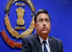 IPS OFFICER RAKESH ASTHANA APPOINTED BSF CHIEF TWO YEARS AFTER OUSTER FROM CBI