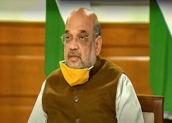 AMIT SHAH ADMITTED TO AIIMS FOR