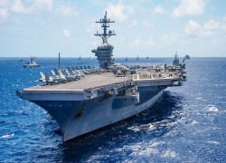 In world's biggest drill, Pacific navies play out China scenarios