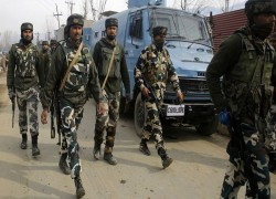 CENTRE WITHDRAWS 12,000 PARAMILITARY FORCE PERSONNEL FROM J&K
