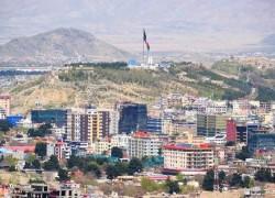 AFGHANS DEMAND SECURITY AS KABUL BLASTS INCREASE