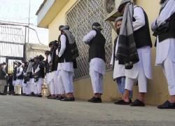 GOVT HALTS RELEASES UNTIL TALIBAN FREES ANDSF COMMANDOS: SOURCES
