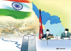 Nepal and India look for a boundary meeting