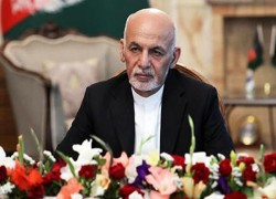 AFGHANISTAN CLOSE TO A 'DIGNIFIED PEACE': GHANI