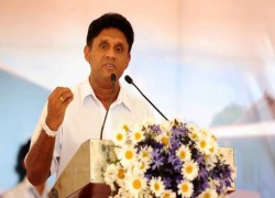 SAJITH PREMADASA NAMED LEADER OF THE OPPOSITION
