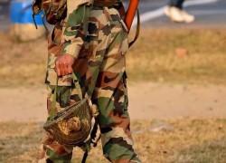 BSF TROOPER SHOOTS HIMSELF IN J&K'S KUPWARA DISTRICT