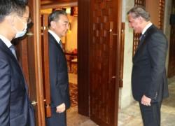 CHINA BACKS PAKISTAN ON CHOOSING 'INDEPENDENT' PATH
