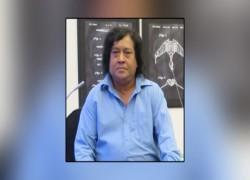 SCULPTOR MRINAL HAQUE PASSES AWAY