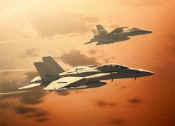 India is watching: Boeing testing F/A-18 super hornets in ski jump launches