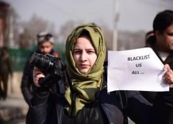 Photojournalist from IIOJK wins 2020 Peter Mackler Award
