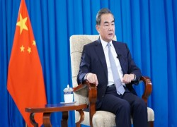 Chinese Foreign Minister Wang Yi says US demand for Iran sanctions is 'completely unreasonable'