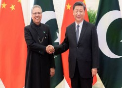 CHINA READY TO WORK WITH PAKISTAN TO JOINTLY PROMOTE COOPERATION IN REGION: PRESIDENT XI JINPING