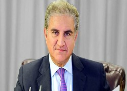 PAKISTAN ALWAYS AT FOREFRONT OF ALL INTERNATIONAL INITIATIVES FOR PROMOTING PEACE: FM QURESHI