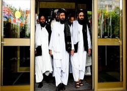 Afghan Taliban visit Pakistan to discuss peace process
