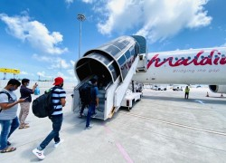 Another group of Bangladeshis repatriated from Maldives