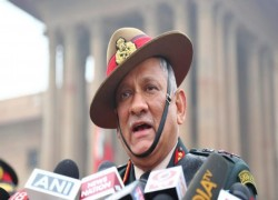India has military options to deal with China if border talks fail: CDS Bipin Rawat
