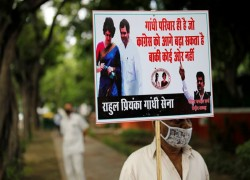 India's opposition Congress in crisis amid questions over leadership