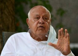 Will fight for return of rights of Kashmiri people, says Farooq Abdullah