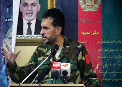 AFGHAN FORCES CAPABLE OF FIGHTING TERRORISM: KHALID