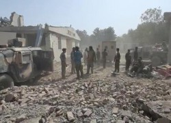 CAR BOMB TARGETS AFGHAN ARMY UNIT IN BALKH, 2 DEAD