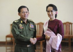 Myanmar 2 faces: Embrace insurgents, ostracize Rohingya