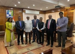 PARTNERING SRI LANKA PRIORITY IN INDIA'S 'NEIGHBOURHOOD FIRST' POLICY