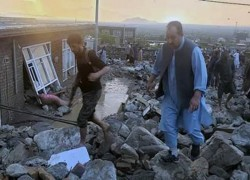 PARWAN FLOODING DEATH TOLL AT 45, OVER 80 INJURED