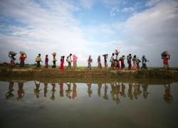 মিয়ানমারে গণহত্যা: জাতিসংঘ তদন্ত দলকে তথ্য দিল ফেসবুক