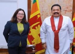 UK KEEN ON ENHANCING RELATIONS WITH SRI LANKA