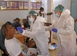 BIGGEST 1-DAY SPIKE OF OVER 75K CASES, INDIA'S CORONAVIRUS TALLY TOPS 33 LAKH-MARK; DEATH TOLL AT 60,472