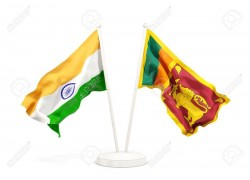 INDIA REITERATES PRIORITY ACCORDED TO RELATIONS WITH SRI LANKA