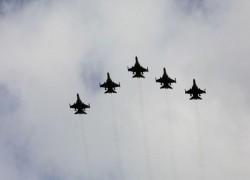 TAIWAN UNVEILS F-16 MAINTENANCE HUB AS CHINA TENSIONS BUILD