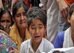 'World came crashing down': Delhi violence victims await justice