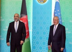 AFGHAN, UZBEK OFFICIALS TO SIGN PACT ON POWER PROJECT