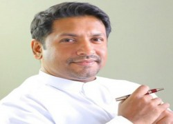 RUWAN WIJEWARDENE OFFERS TO LEAD THE UNP