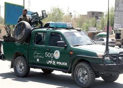 1 KILLED, 1 WOUNDED IN KABUL BLAST
