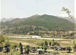 Airports in Nepal that have not seen aircraft in decades