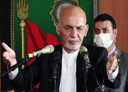PEACE DOES NOT MEAN POWER-SHARING DEAL: GHANI