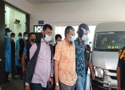 SINHA MURDER: SI NANDALAL GIVING CONFESSIONAL STATEMENTS