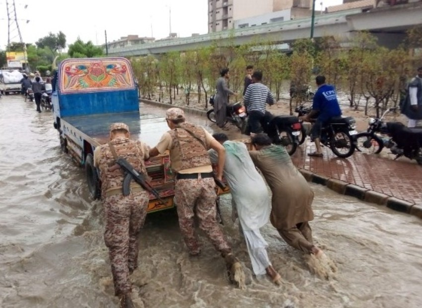 DHA Karachi and CBC disparaged wrongly