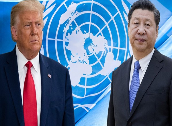 Xi and Trump to face off at virtual UN General Assembly
