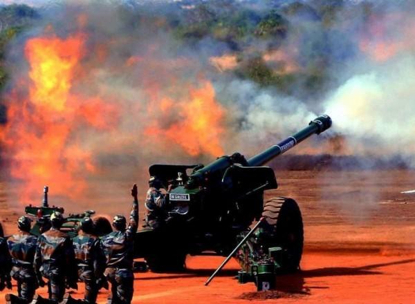 ভারতীয় সেনাবাহিনীর কামানের ব্যারেল বিস্ফোরণ: গোলাবর্ষণ প্রক্রিয়া ত্রুটিপূর্ণ!
