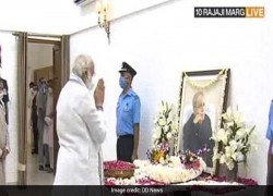 STATE FUNERAL FOR PRANAB MUKHERJEE TODAY; PM MODI PAYS LAST RESPECTS