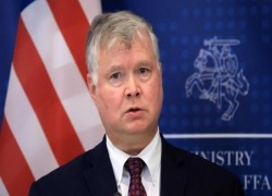 US seeks formal alliance similar to Nato with India, Japan and Australia, State Department official says