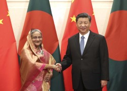 Dhaka's Chinese Chequers on Teesta put Delhi on back foot