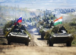 Why India made a mistake by skipping KavKaz 2020 military drills in Russia