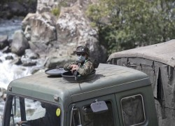 SAM MORNING BRIEF:  INDIAN SPECIAL FORCES MEMBER KILLED IN CHINA BORDER SHOWDOWN